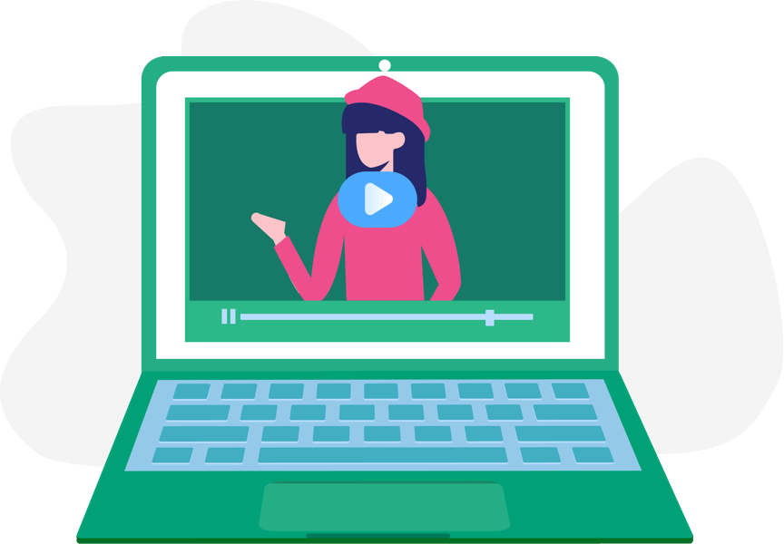 Create and share video testimonials about SurveySparrow.