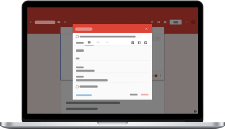 SurveySparrow, alternative to Google Forms, lets you send email surveys to your mass audience in one go.