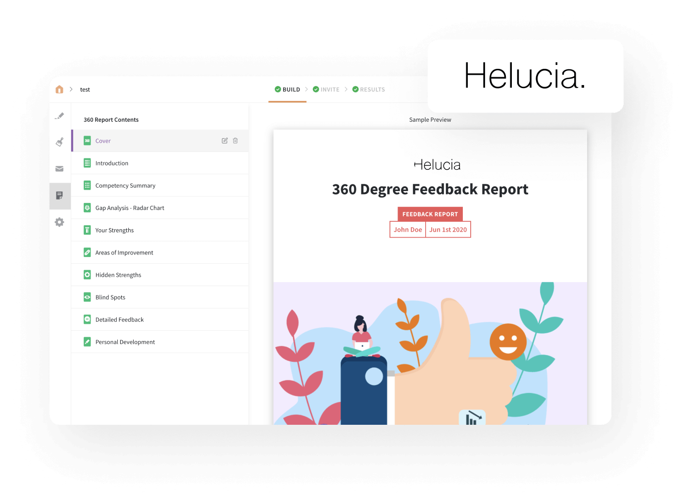 Customize your Employee 360 reports & emails