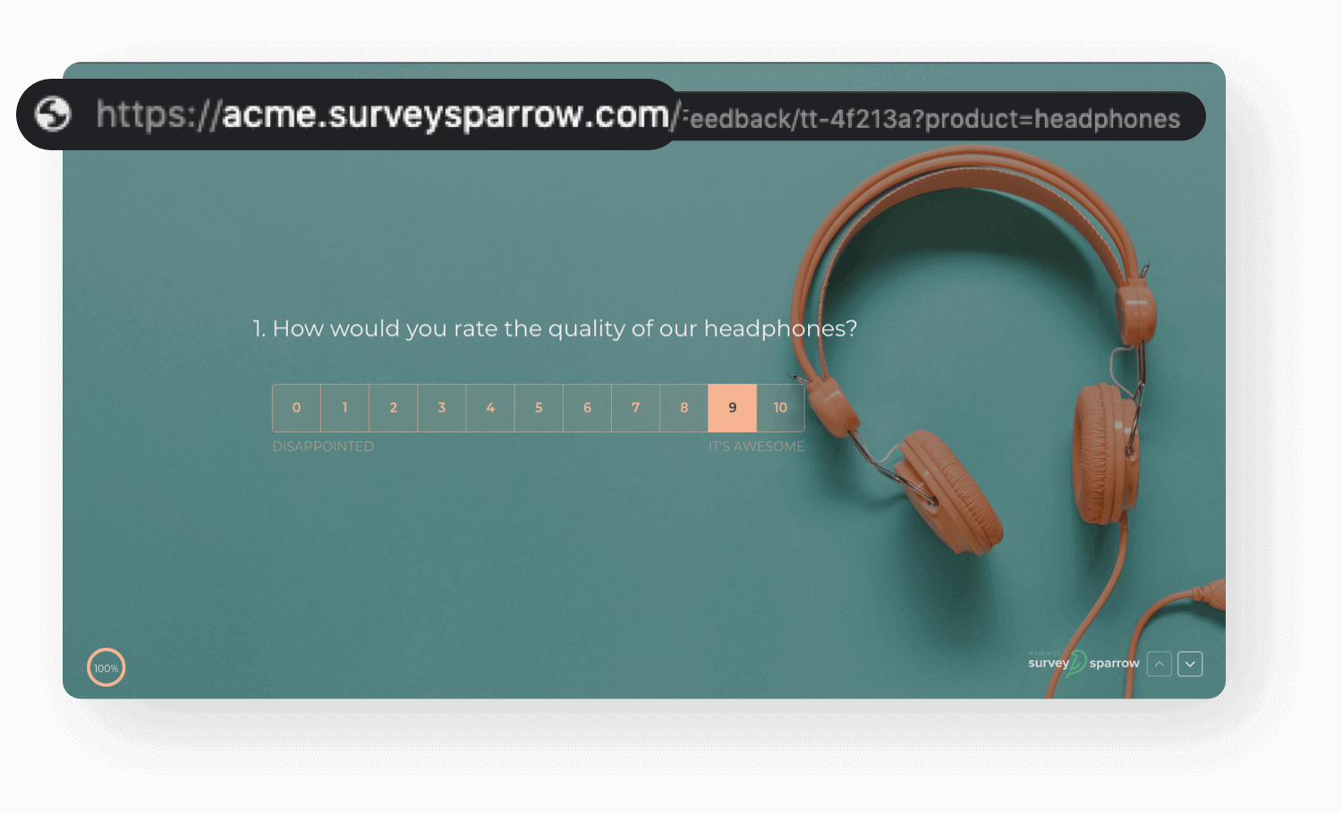 Ensure your online surveys are secure using Custom SSL feature.