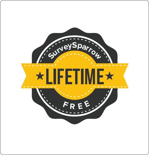 Join the Giveaway and win lifetime free survey software SurveySparrow