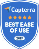 SurveySparrow ranked as Capterra's Best Ease of Use Platform.
