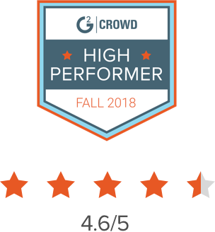 SurveySparrow Review in G2Crowd