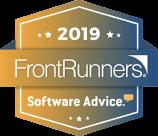 SurveySparrow wurde mit Software Advice FrontRunners 2019 ausgezeichnet