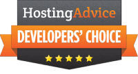 SurveySparrow ranked as Hosting Advice's Developers' Choice