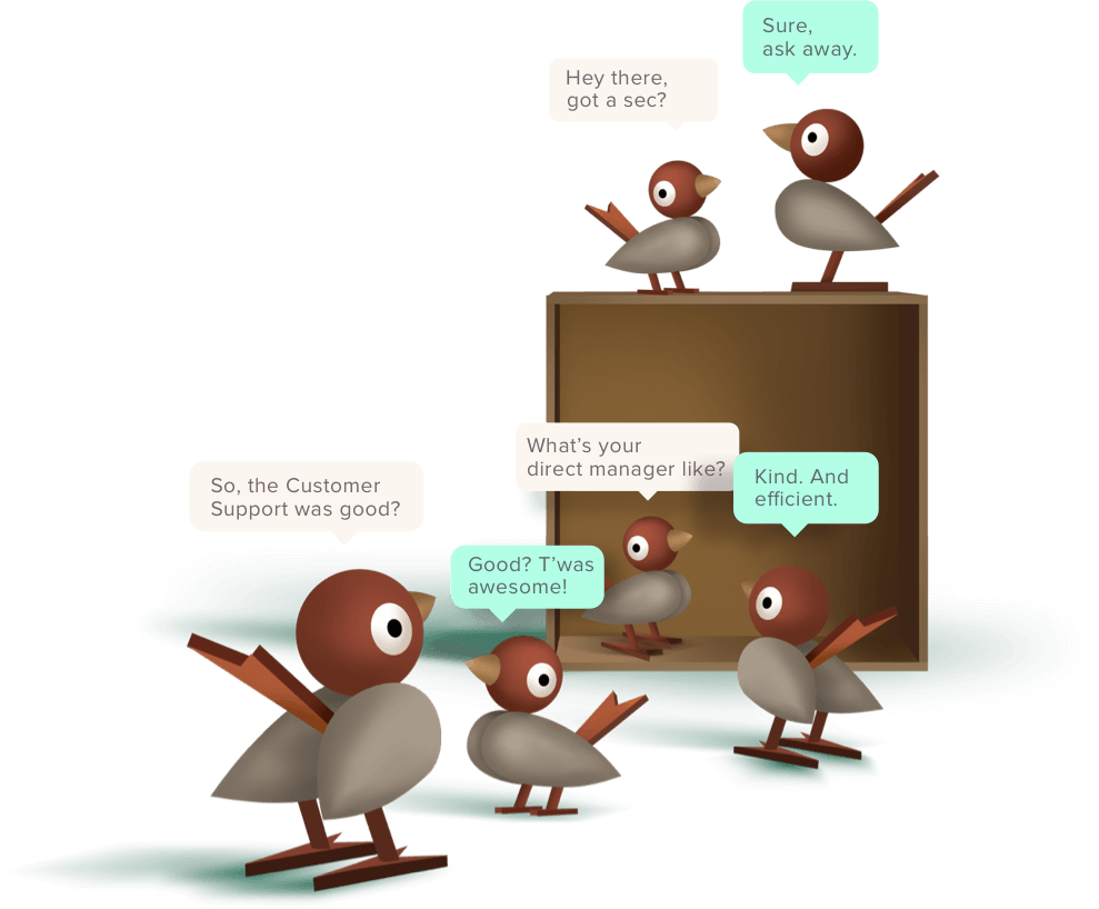 conversational-ui-illustration-surveysparrow