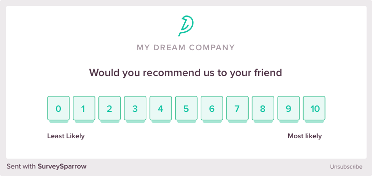 Not sure what your Net Promoter Score is? Find it out with our free NPS calculator!