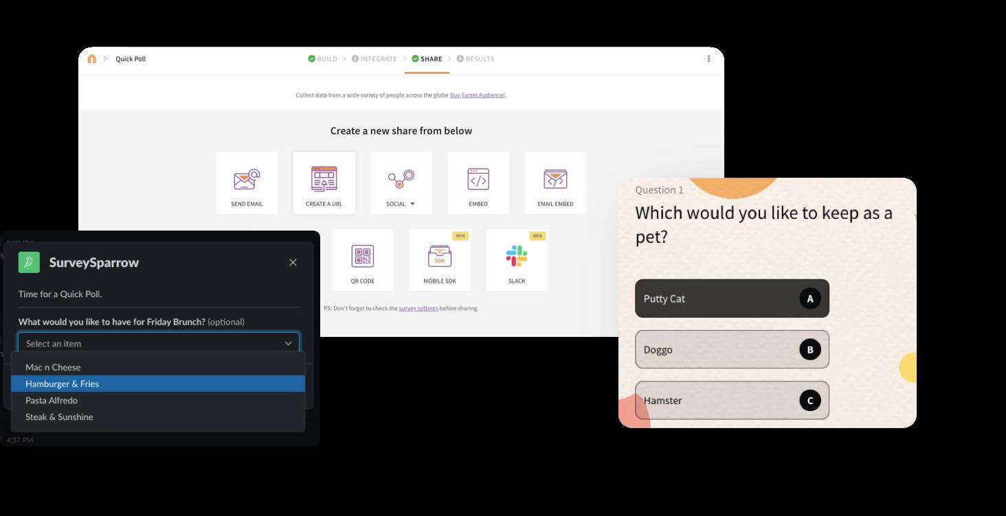 Set survey timeout options to restart offline surveys automatically.