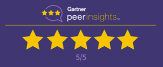 SurveySparrow is an all-star rated survey software by Gartner.