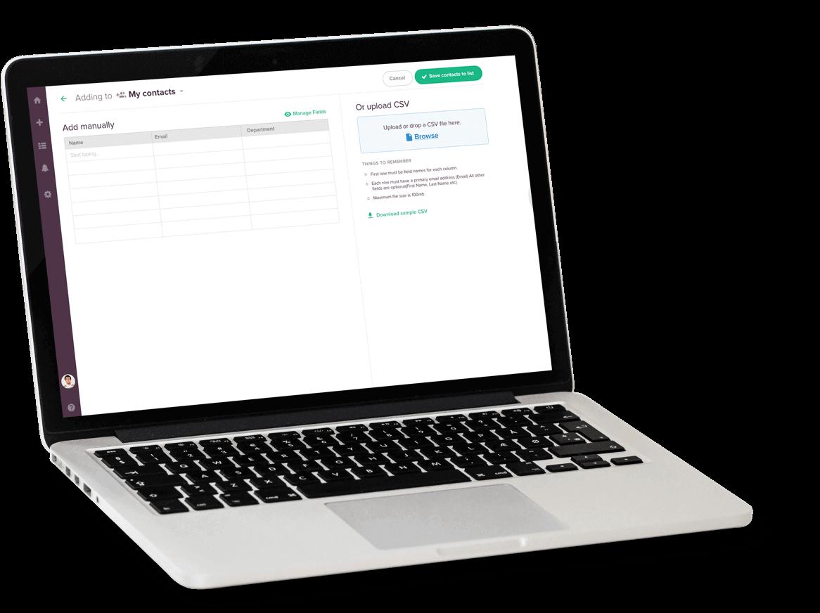 Employee Feedback Software Better Workplace SurveysSparrow