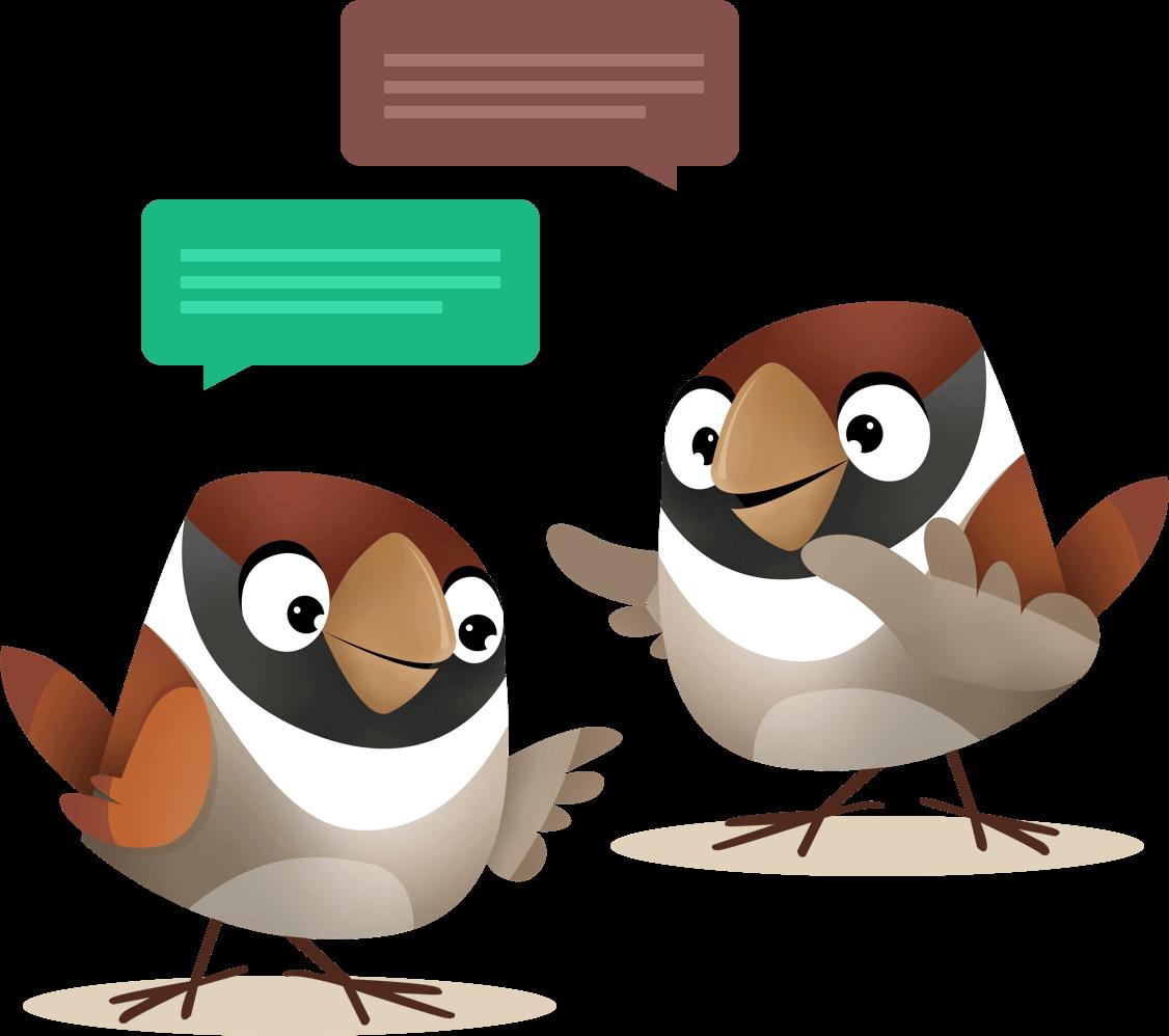 Conversational Surveys by SurveySparrow