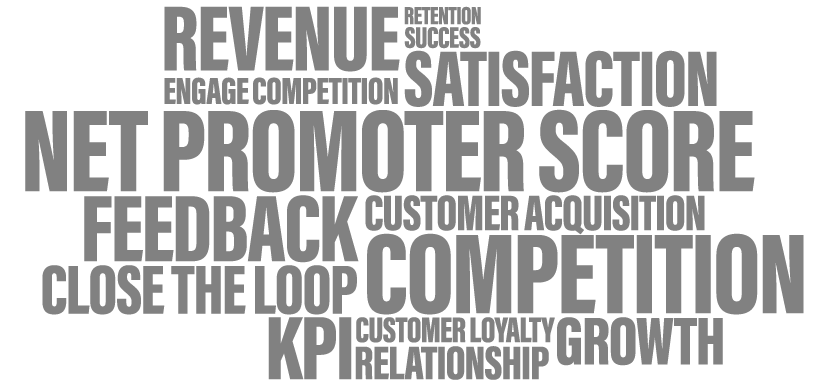 NPS helps to assess customer loyalty and identify the nature of customer pool.